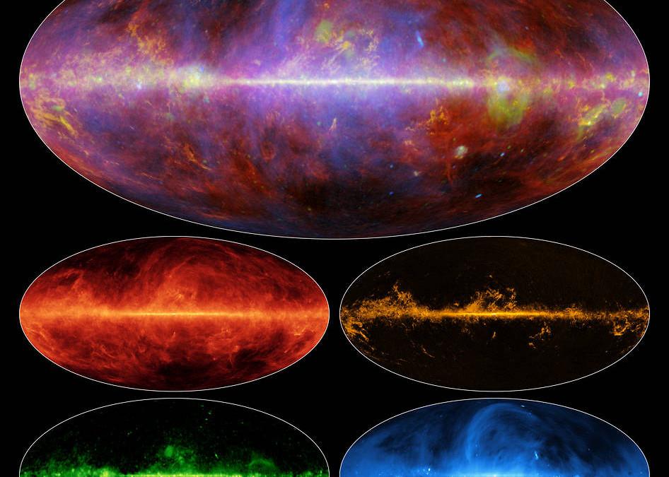 Vintergatan ses i nytt ljus och första stjärnorna yngre än vad vi tidigare trott!