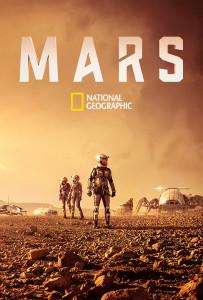 Serien Mars finns att se på Netflix.